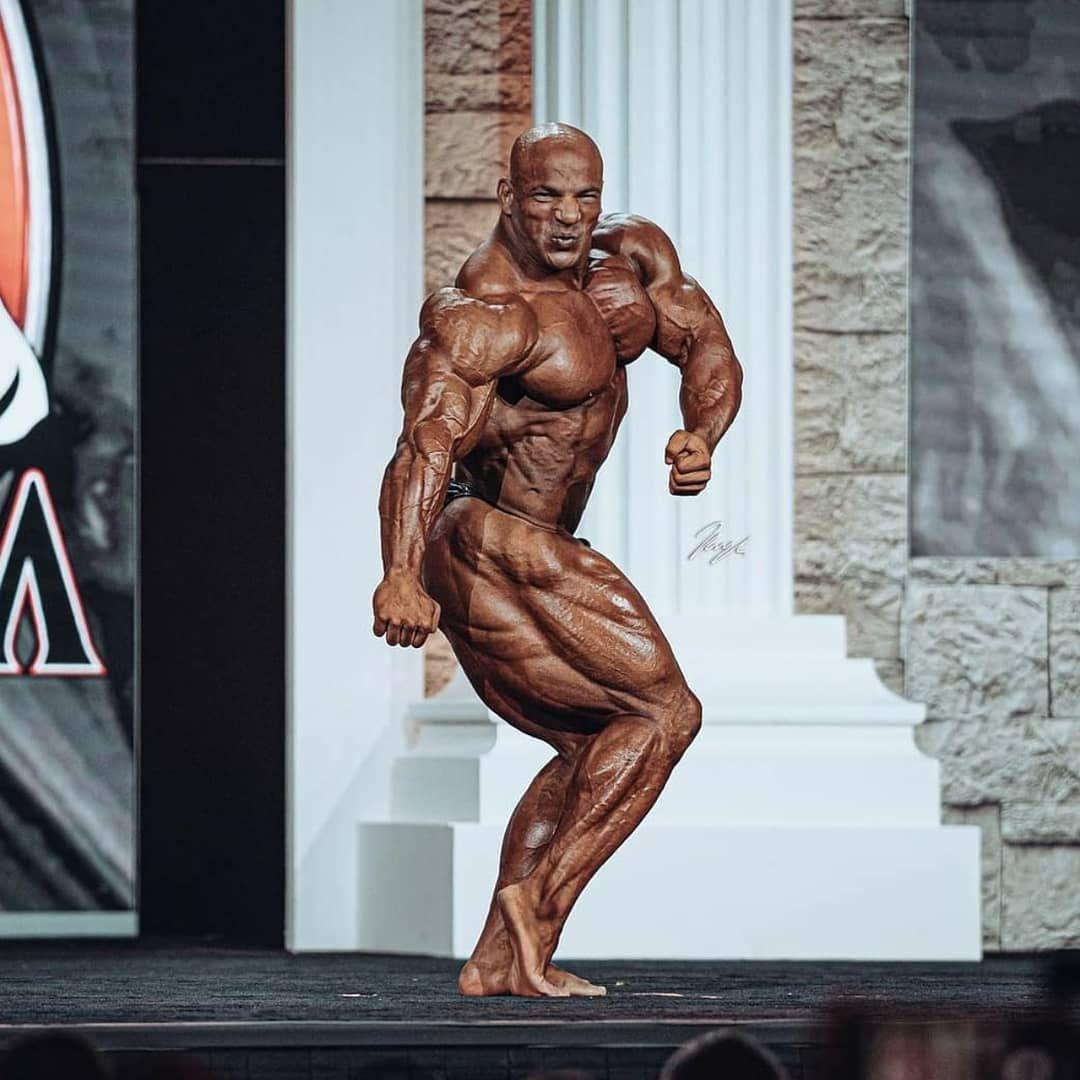 Egyptian Bodybuilder Mamdouh Big Ramy Elssbiay Crowned Mr Olympia 2020